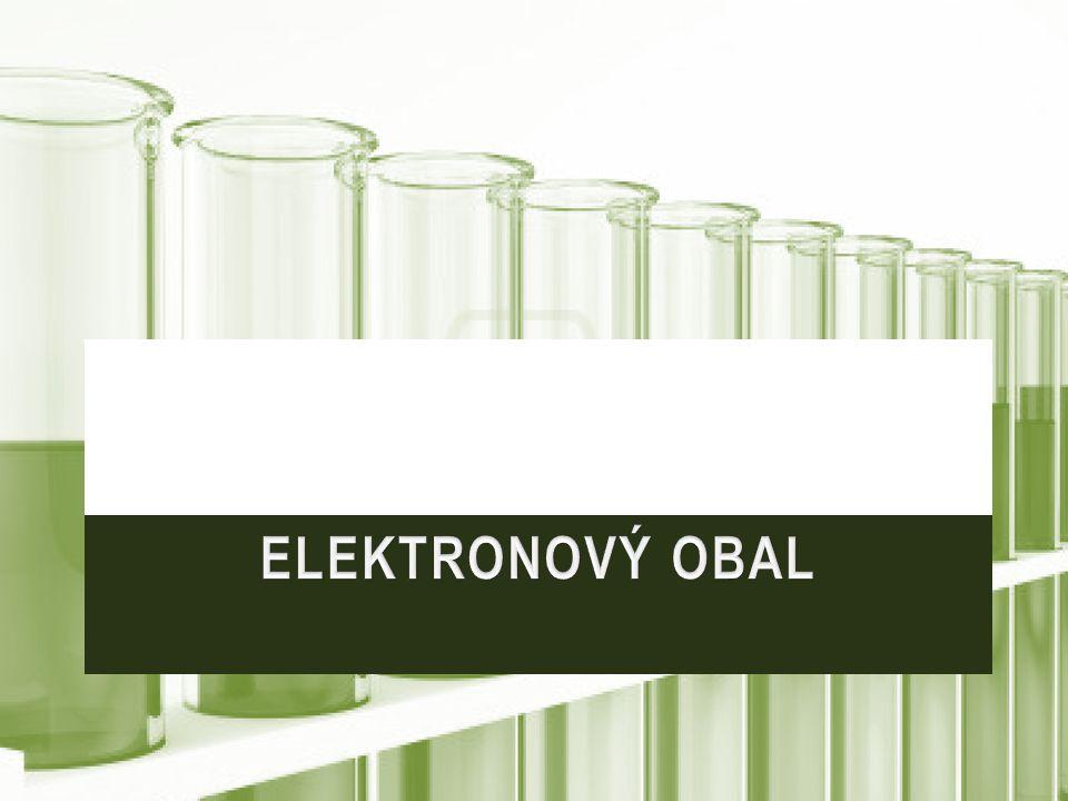 elektronový obal