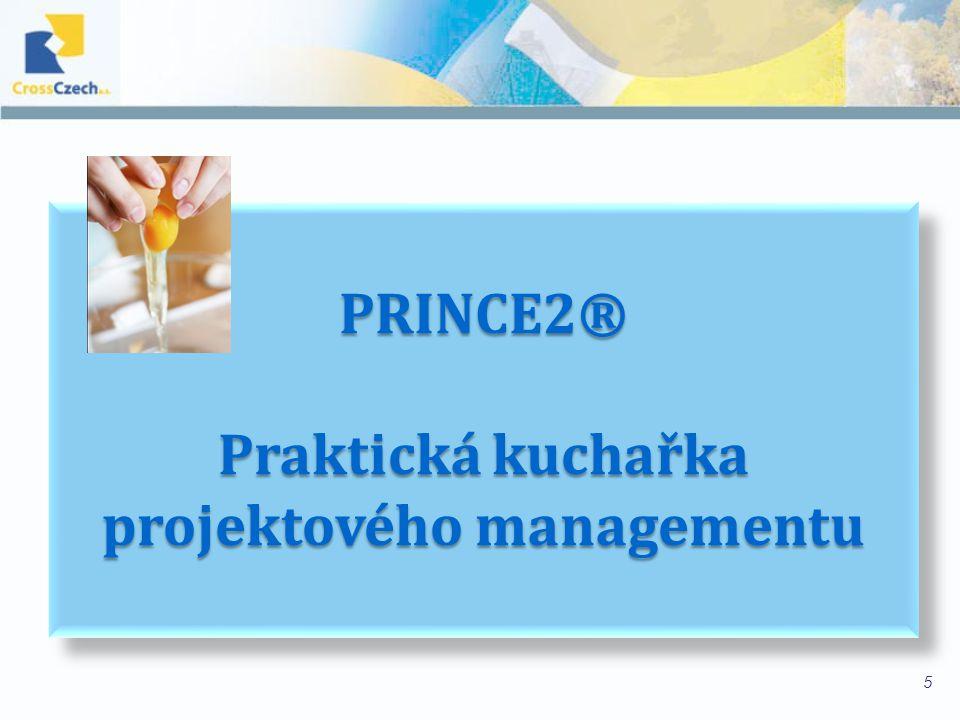 Praktická kuchařka projektového managementu