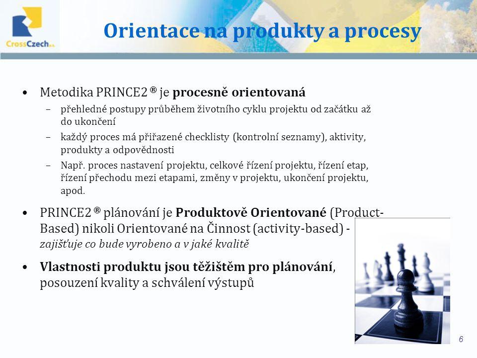 Orientace na produkty a procesy