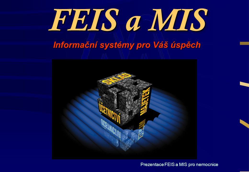 Informační systémy pro Váš úspěch