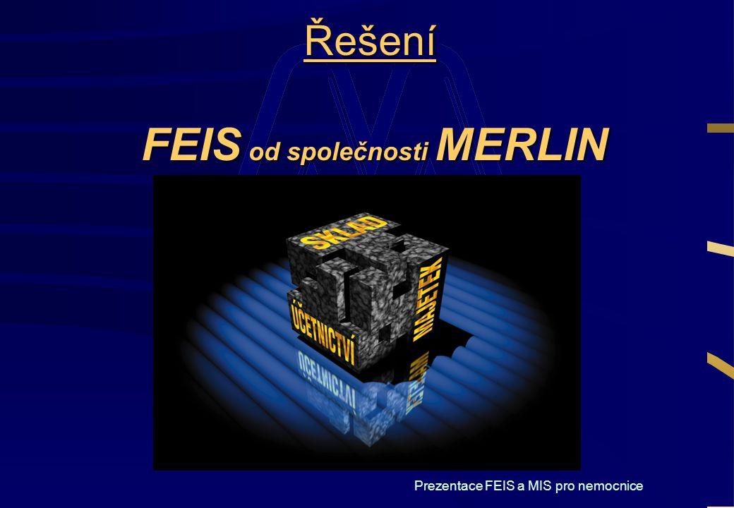 FEIS od společnosti MERLIN