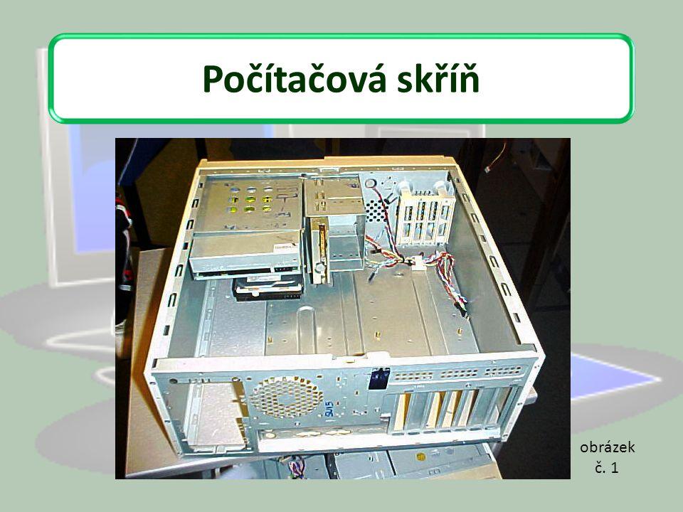 Počítačová skříň obrázek č. 1