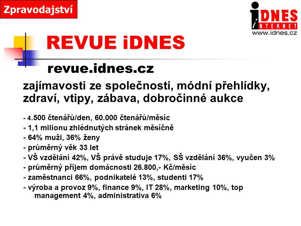 REVUE iDNES revue.idnes.cz