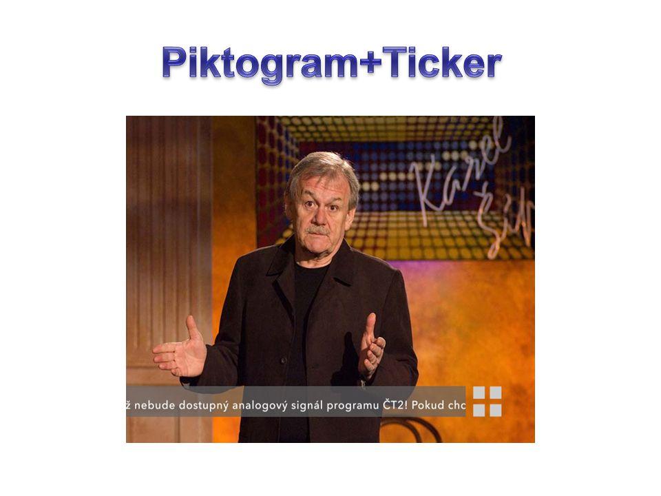 Piktogram+Ticker