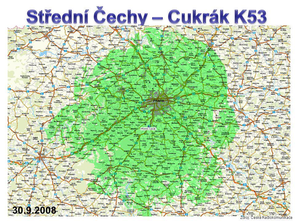 Střední Čechy – Cukrák K53