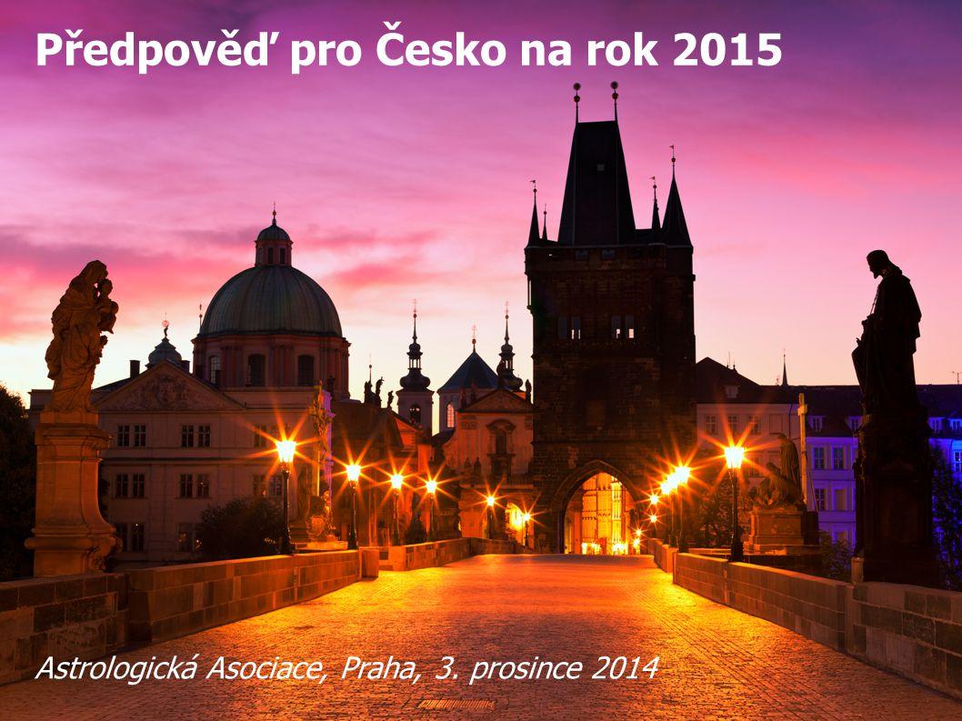 Předpověď pro Česko na rok 2015