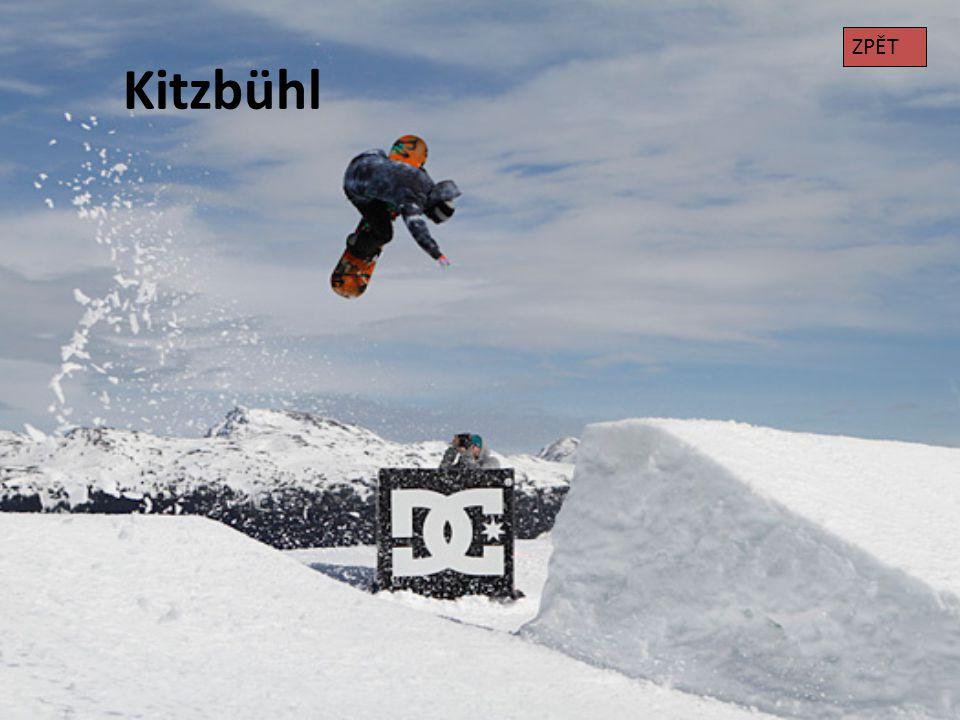 Kitzbühl ZPĚT