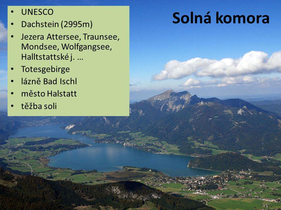 Solná komora UNESCO Dachstein (2995m)