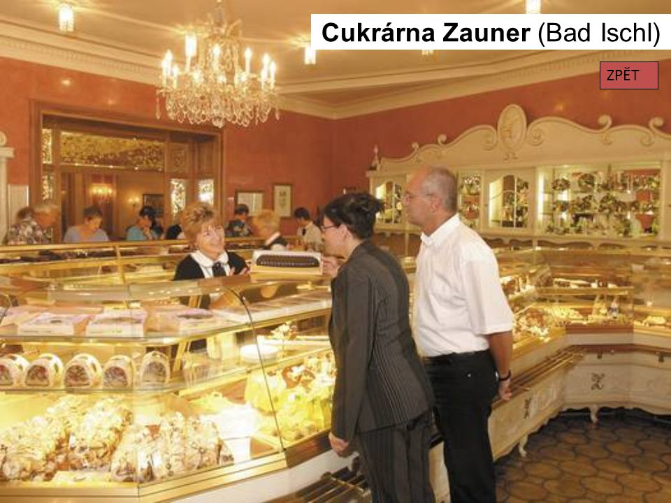 Cukrárna Zauner (Bad Ischl)