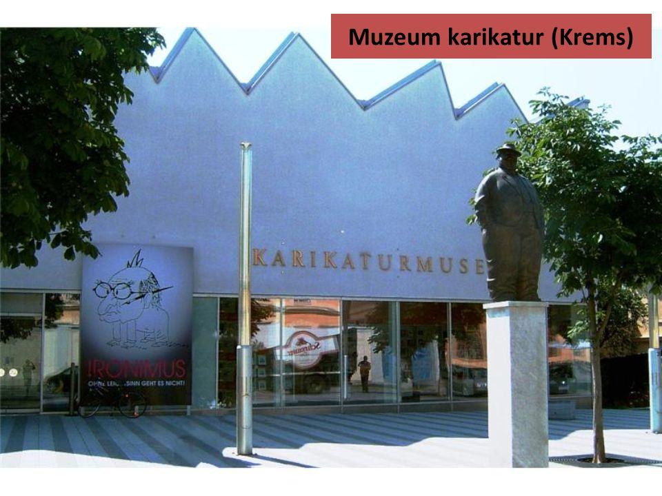 Muzeum karikatur (Krems)