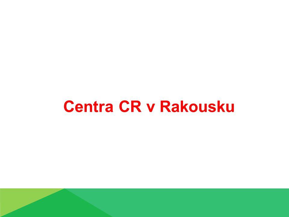 Centra CR v Rakousku