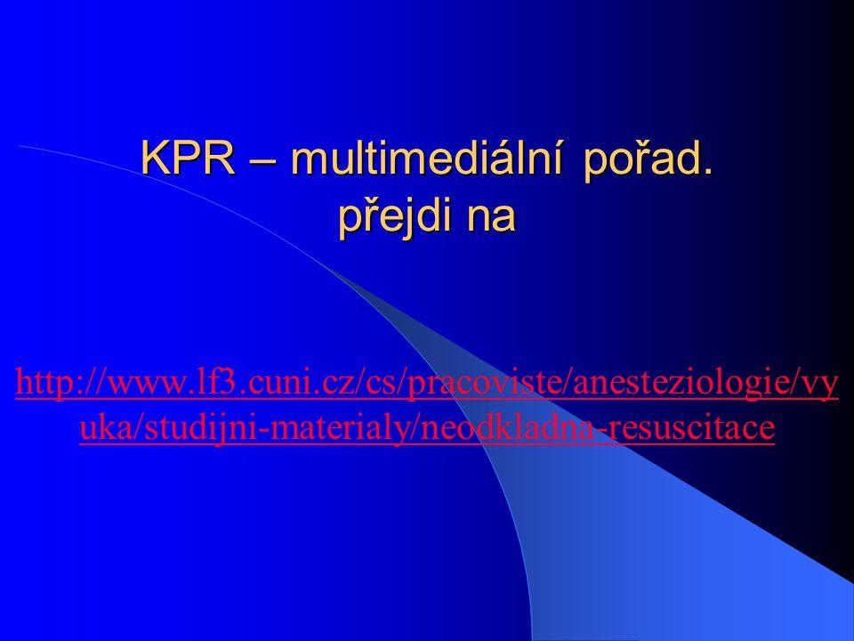 KPR – multimediální pořad. přejdi na