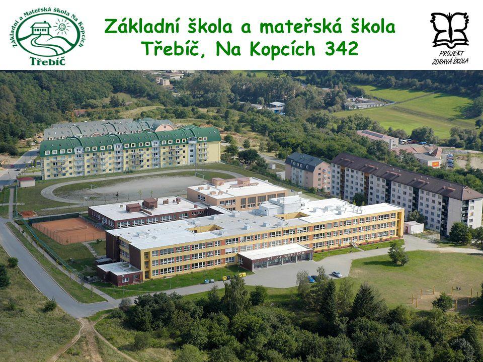 Základní škola a mateřská škola Třebíč, Na Kopcích 342