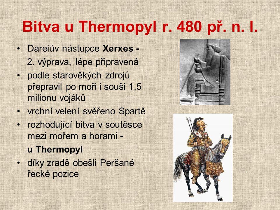 Bitva u Thermopyl r. 480 př. n. l.