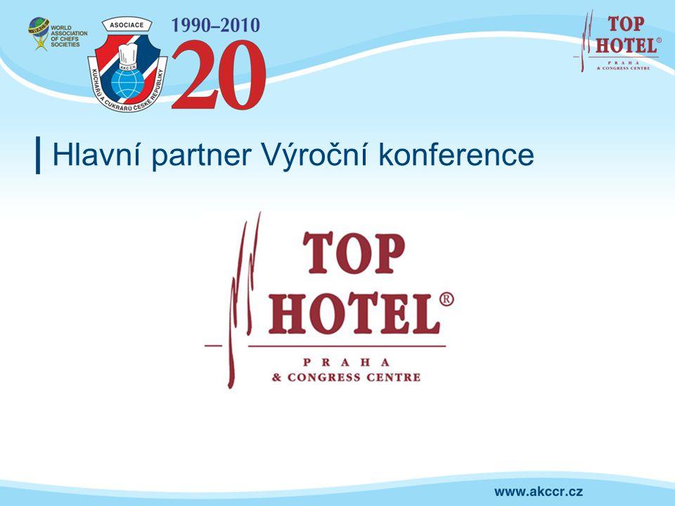 Hlavní partner Výroční konference