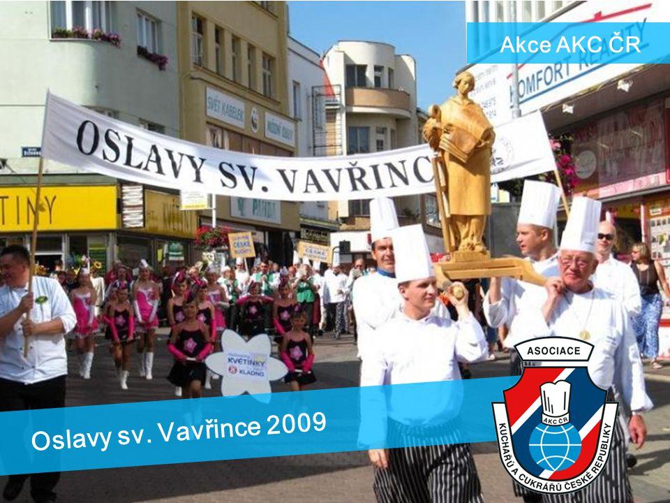 Akce AKC ČR Oslavy sv. Vavřince 2009
