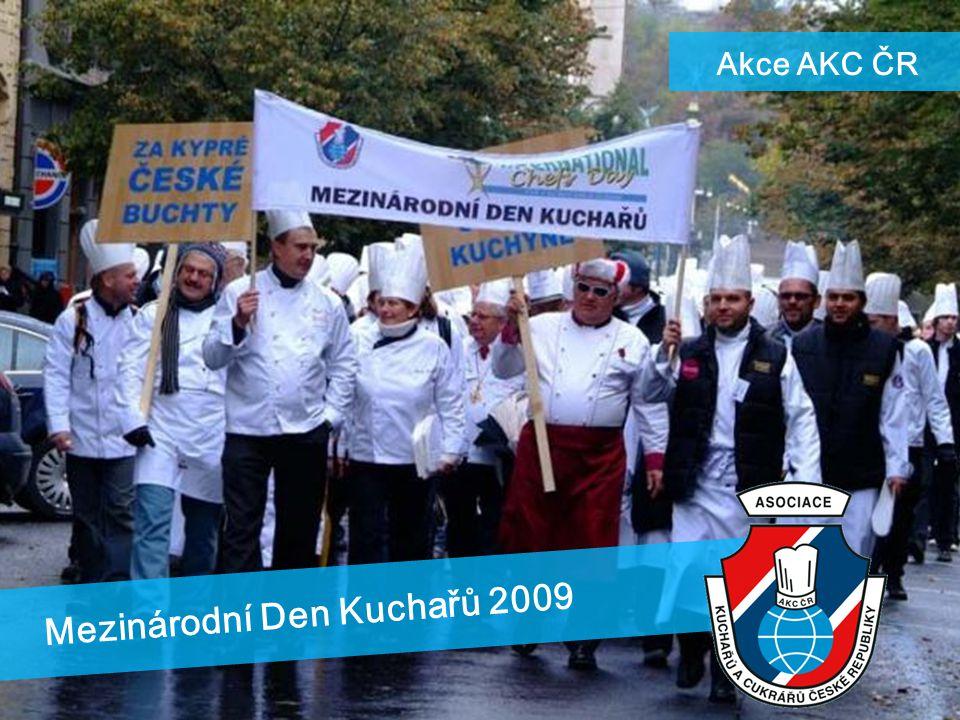 Mezinárodní Den Kuchařů 2009