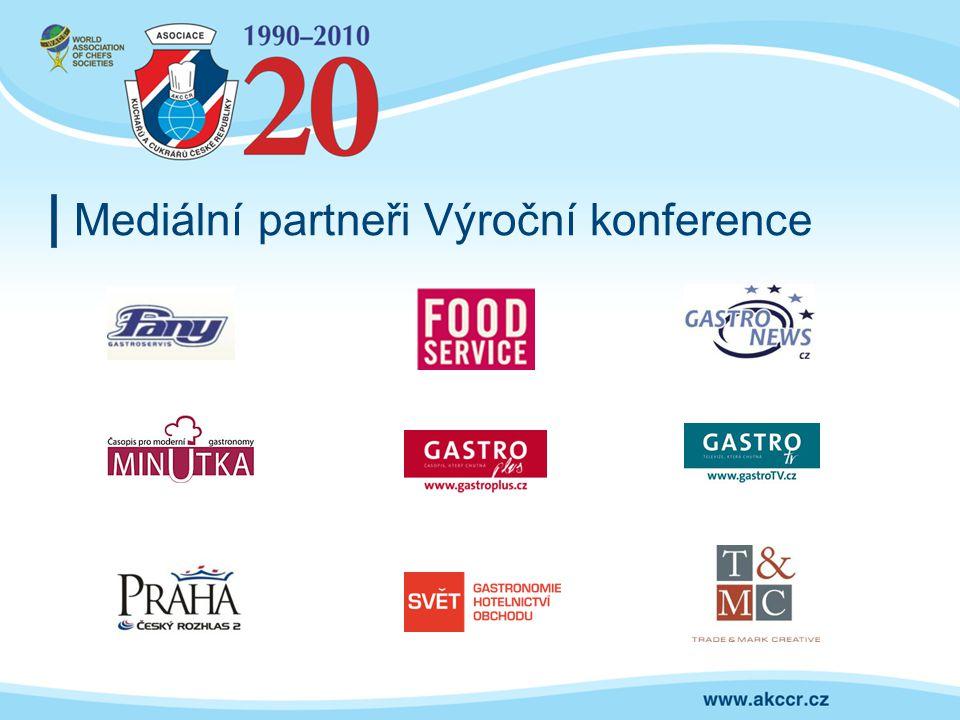 Mediální partneři Výroční konference
