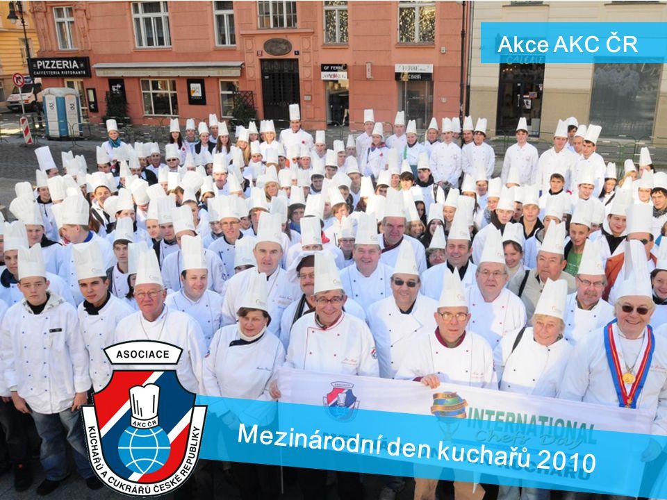 Mezinárodní den kuchařů 2010