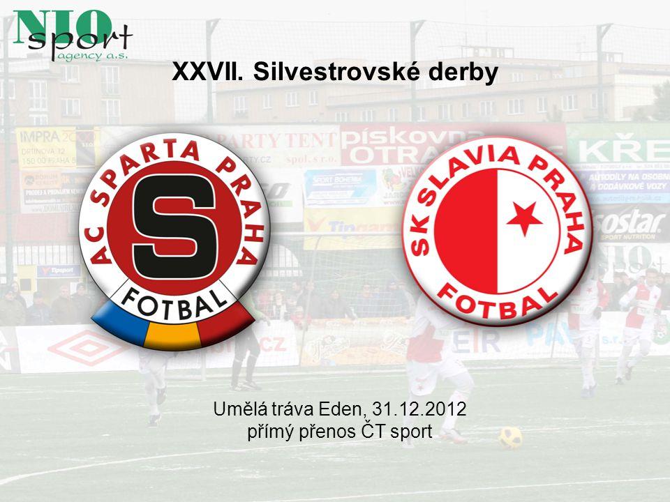 XXVII. Silvestrovské derby