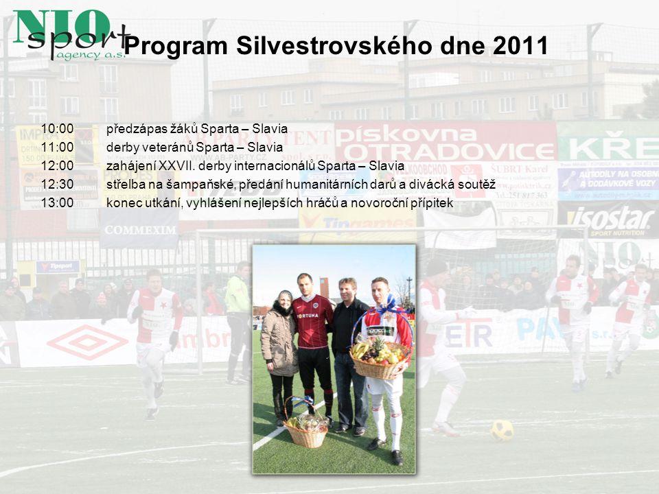 Program Silvestrovského dne 2011