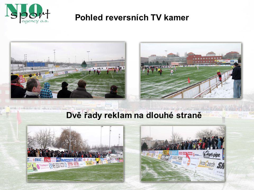 Pohled reversních TV kamer
