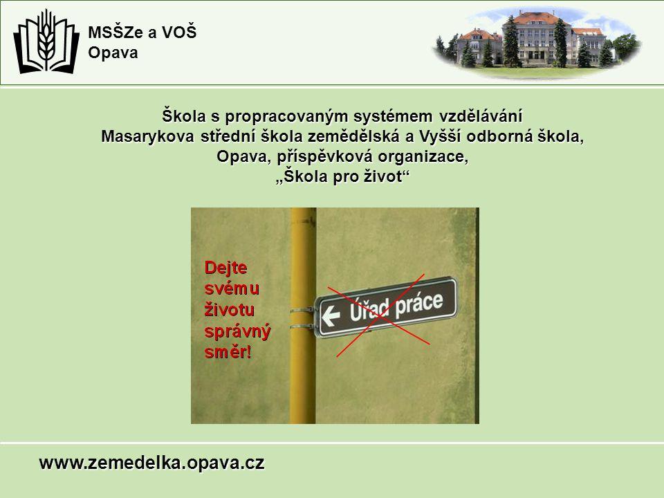 Škola s propracovaným systémem vzdělávání