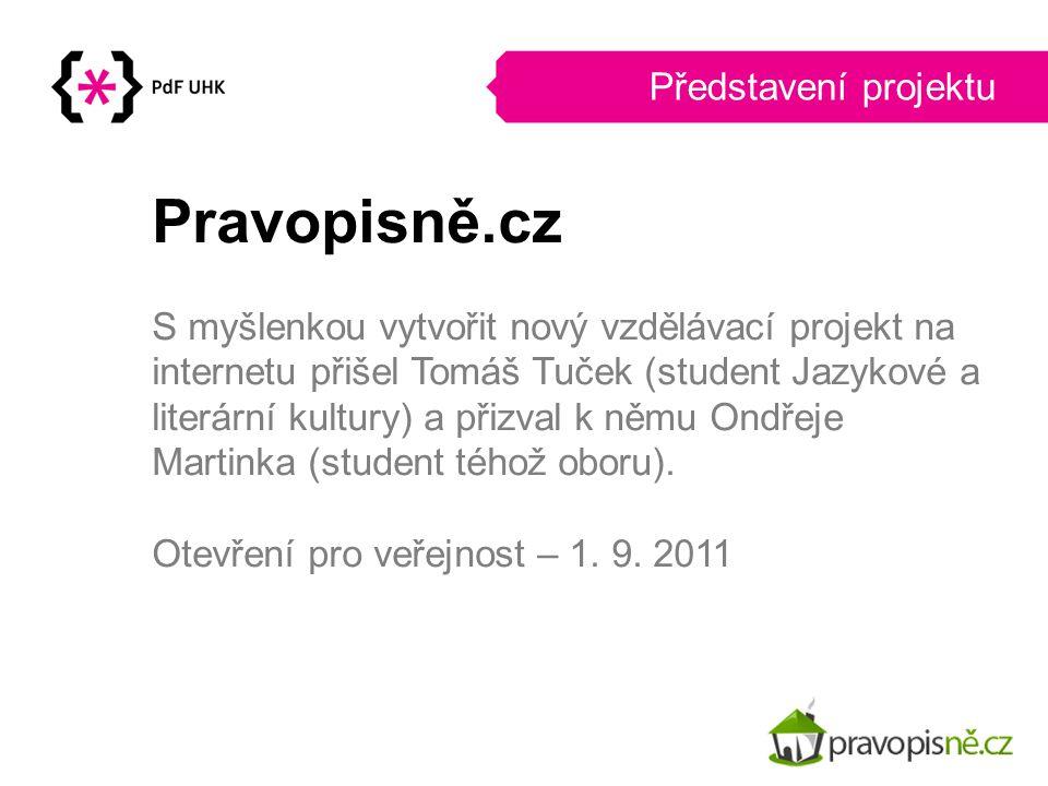Pravopisně.cz Představení projektu