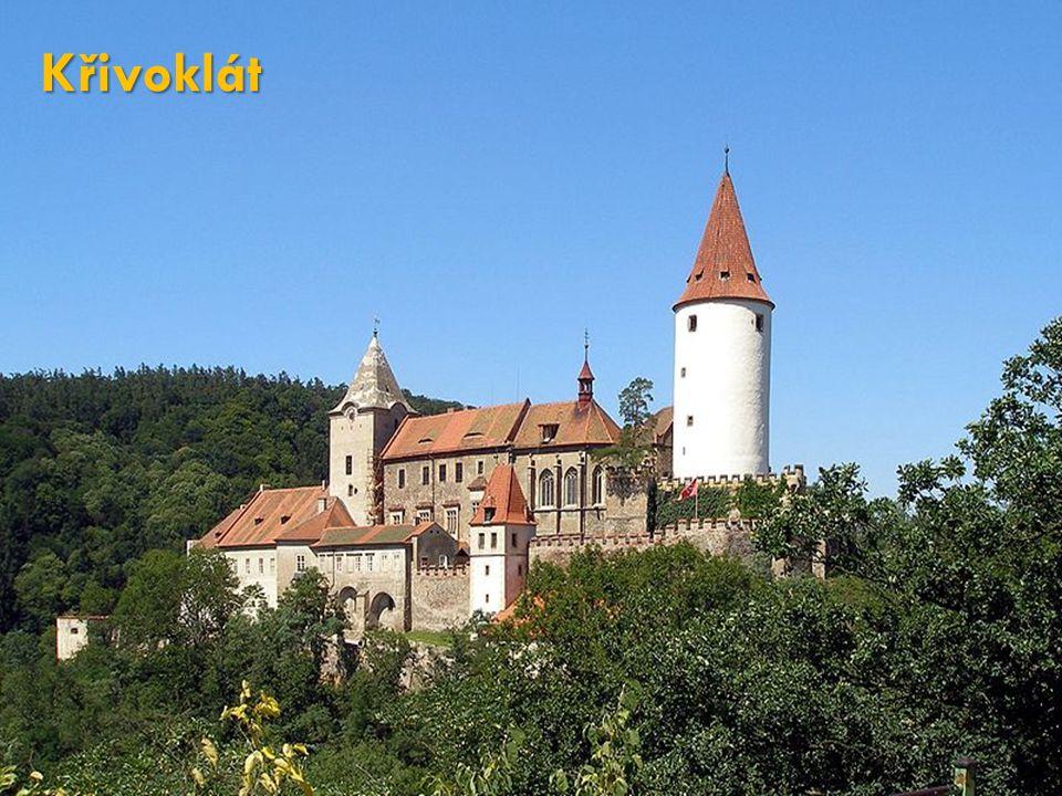 Křivoklát http://cs.wikipedia.org/wiki/Soubor:Krivoklat_castle_01.jpg
