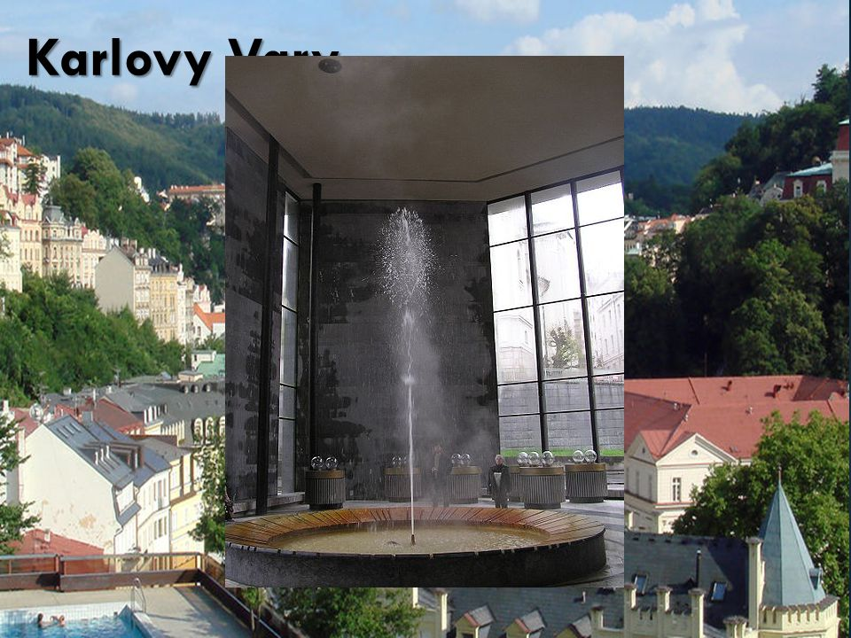 Karlovy Vary http://cs.wikipedia.org/wiki/Soubor:2007-KarlovyVary-143s.jpg