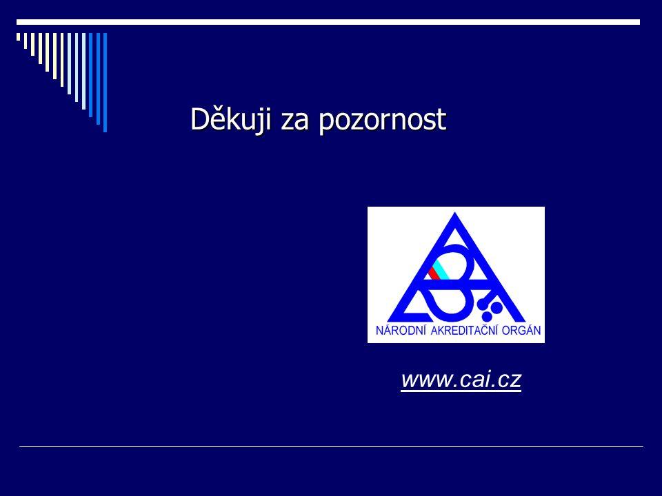 Děkuji za pozornost www.cai.cz