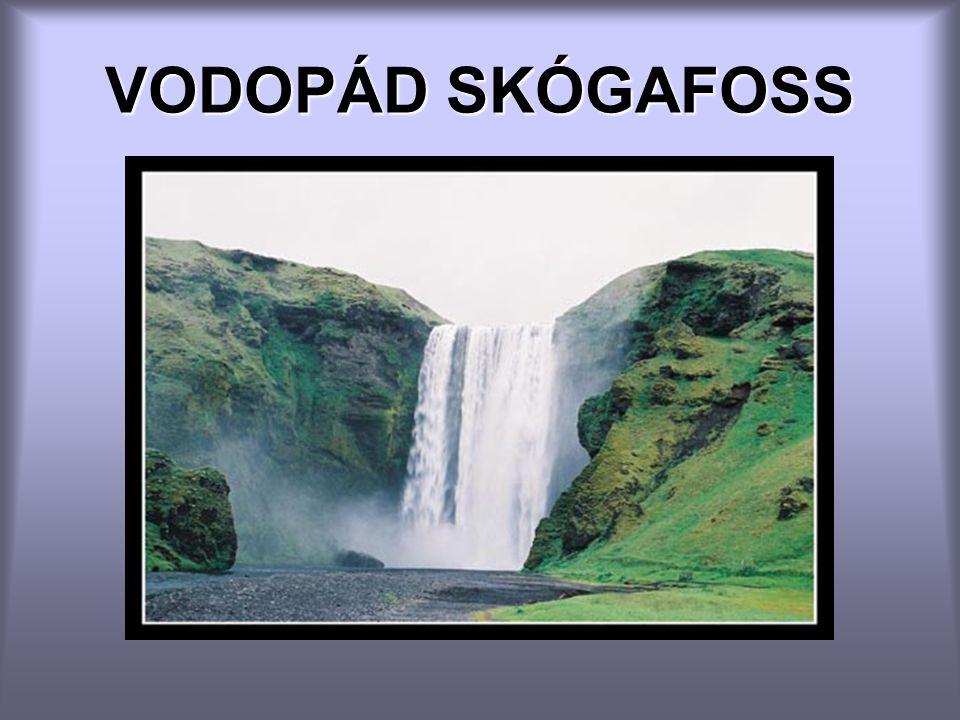 VODOPÁD SKÓGAFOSS
