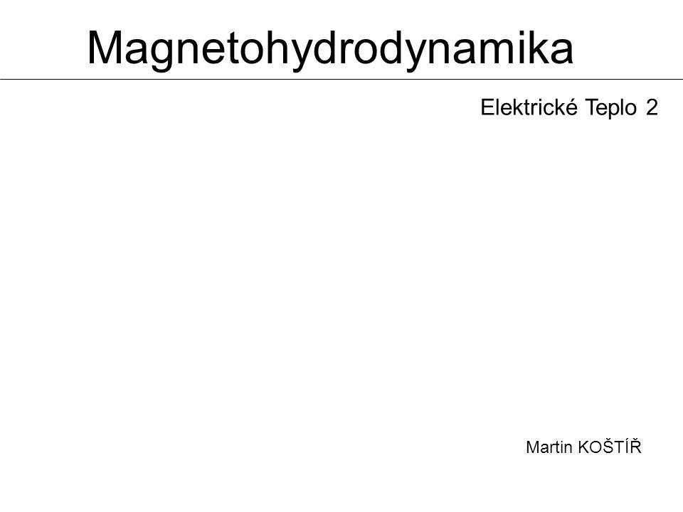 Magnetohydrodynamika