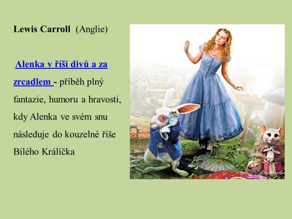 Lewis Carroll (Anglie)