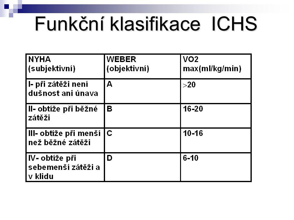 Funkční klasifikace ICHS