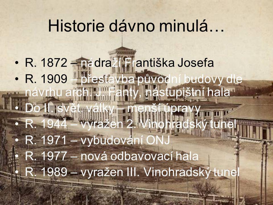 Historie dávno minulá…