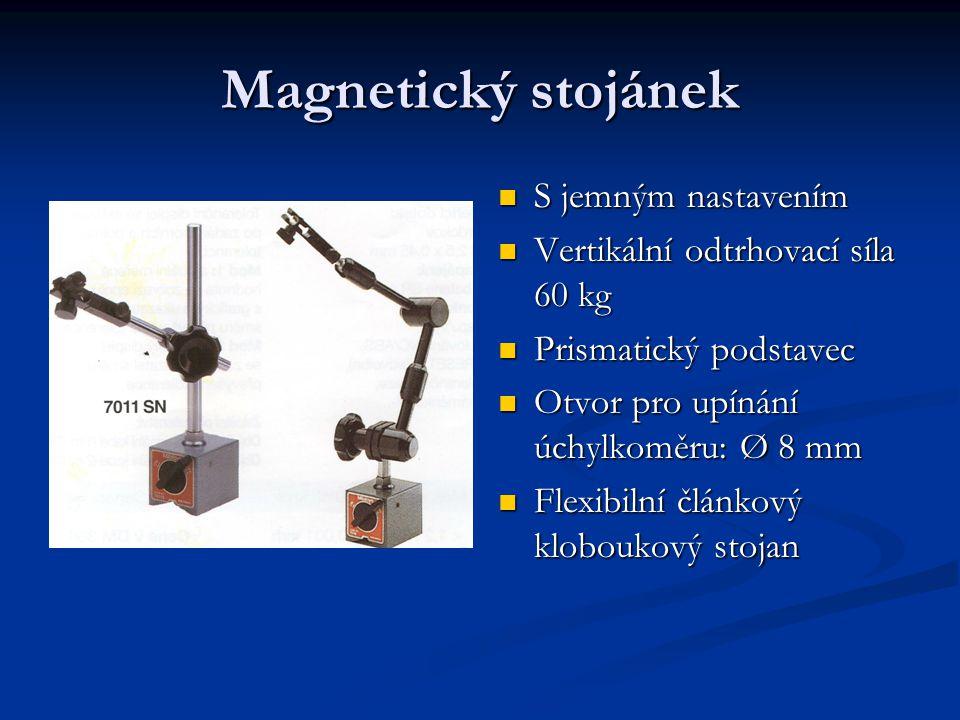 Magnetický stojánek S jemným nastavením