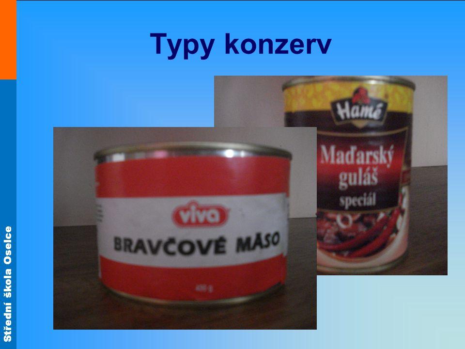 Typy konzerv