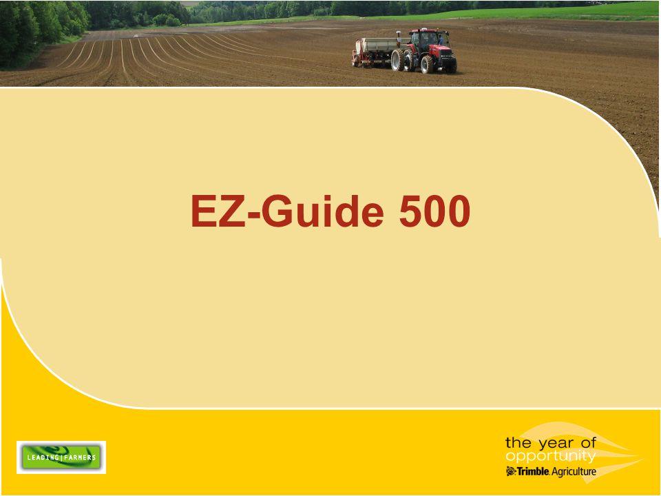 EZ-Guide 500