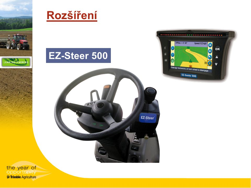 Rozšíření EZ-Steer 500