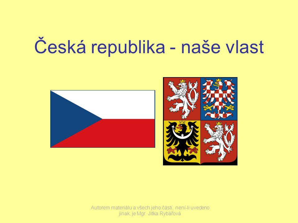 Česká republika - naše vlast