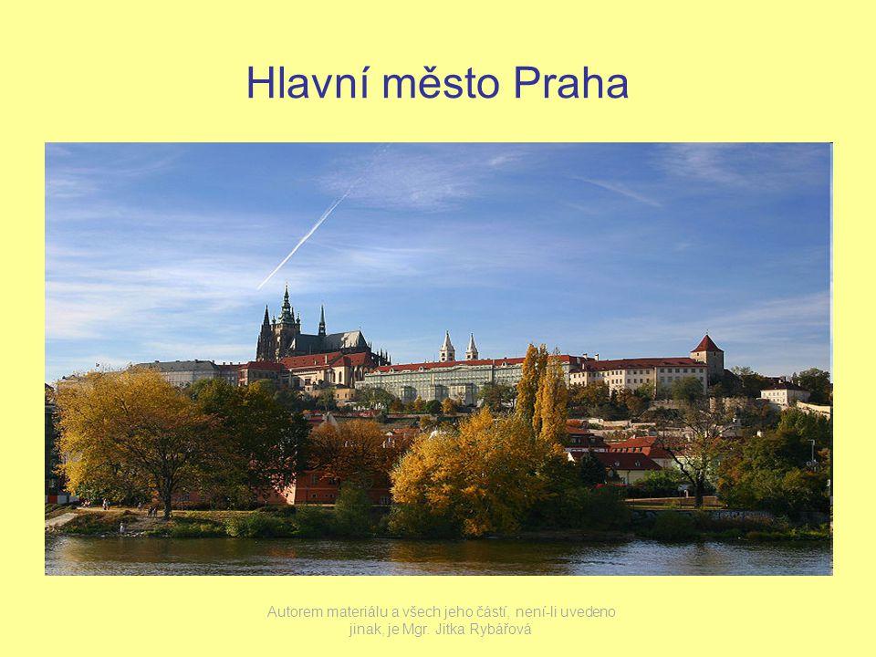 Hlavní město Praha Autorem materiálu a všech jeho částí, není-li uvedeno jinak, je Mgr.