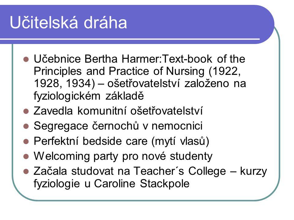 Učitelská dráha