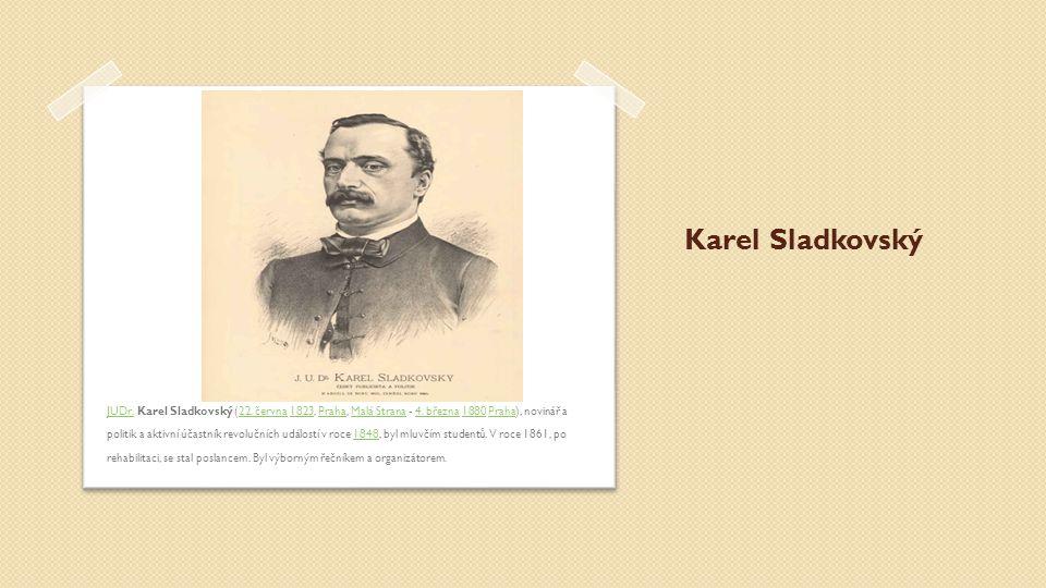 Karel Sladkovský