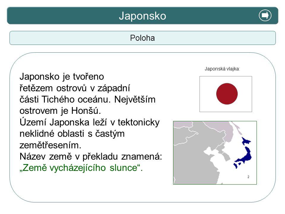 Japonsko X. Zajímavosti