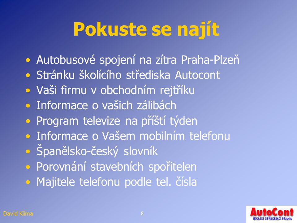 Pokuste se najít Autobusové spojení na zítra Praha-Plzeň