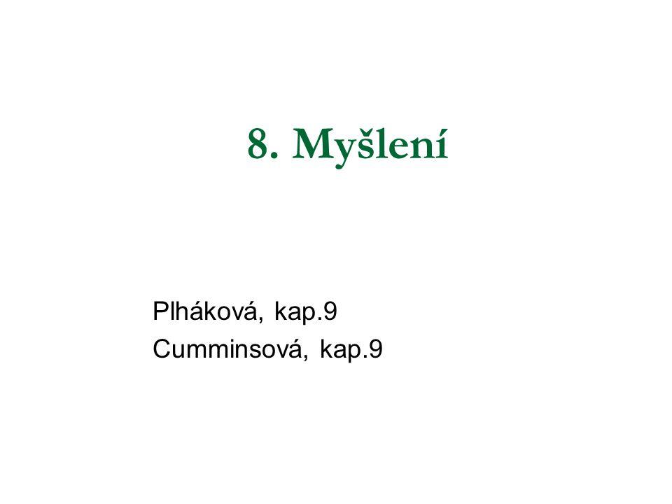 Plháková, kap.9 Cumminsová, kap.9