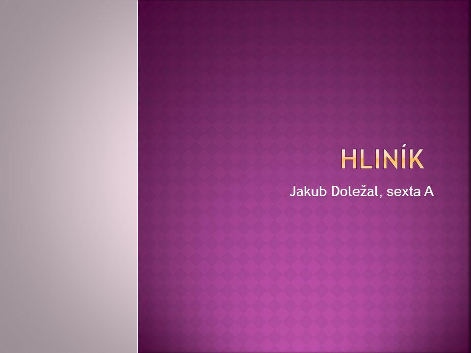 Hliník Jakub Doležal, sexta A