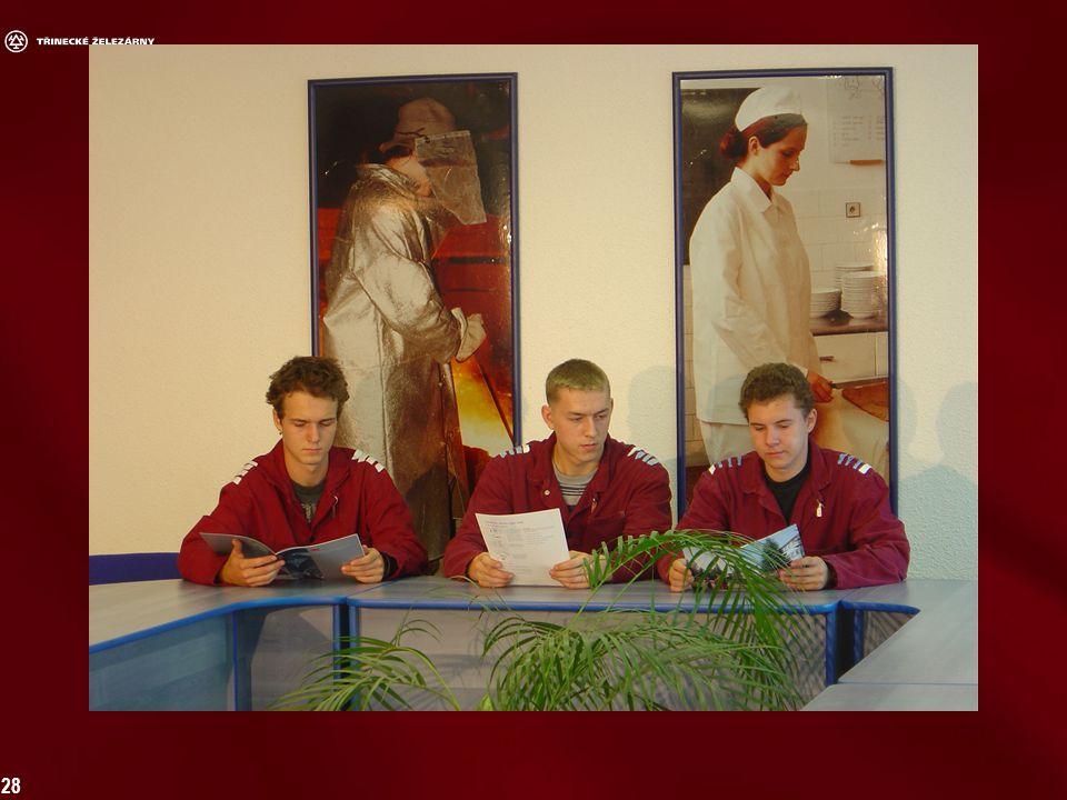 Žádané obory a profese : HUTNÍ Hutní obory nabízené školou: