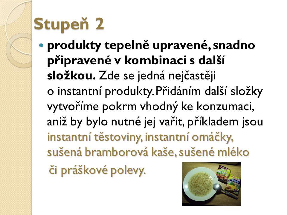 Stupeň 2